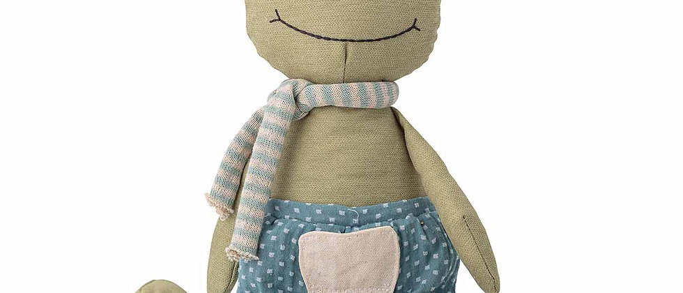 Freddy the tooth fairy Soft Toy, Green