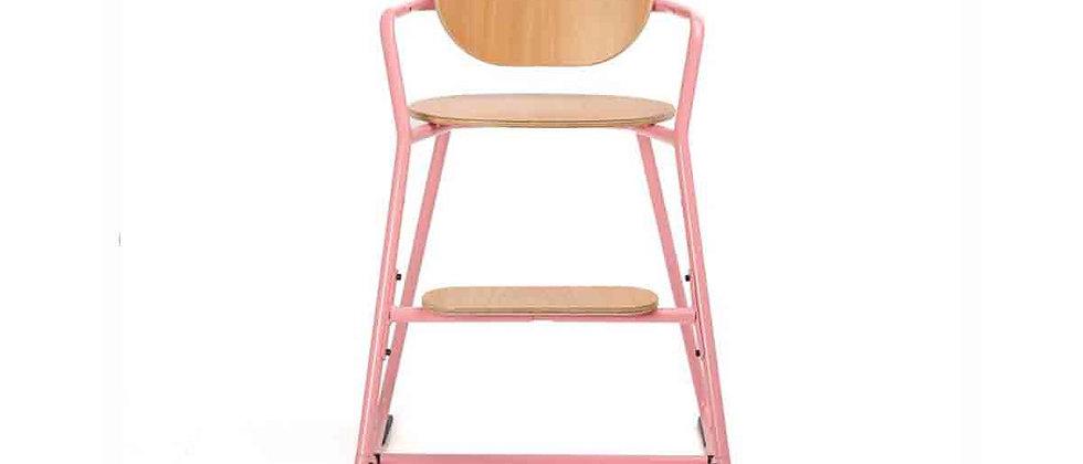 Chaise Haute bébé évolutive TIBU Pink