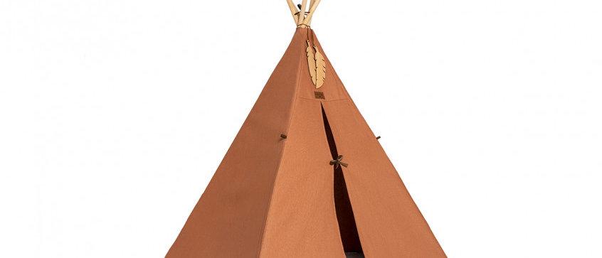 Tipi Nevada sienna brown