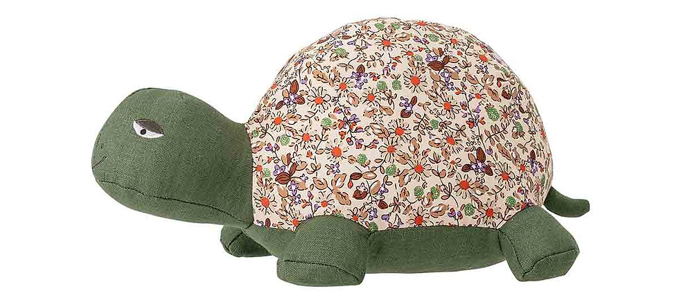 Halle Soft Toy, Green, Cotton