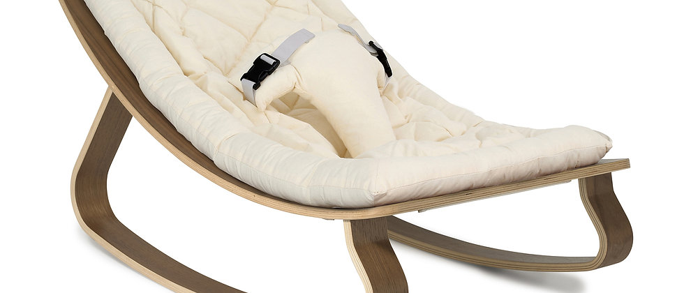 Transat LEVO Noyer / Organic White