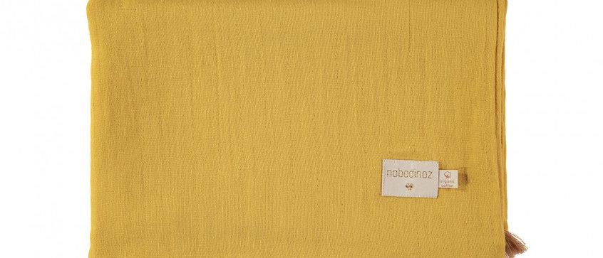 Couverture d'été Treasure farniente yellow