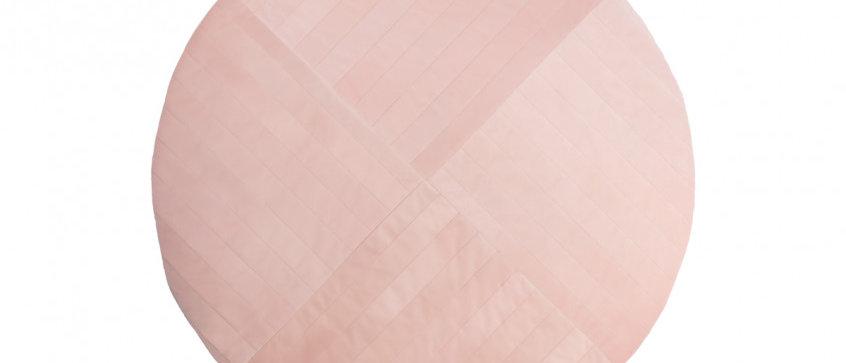 Tapis de jeu Kilimanjaro velvet bloom pink