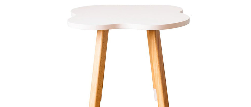 Table nuage blanc