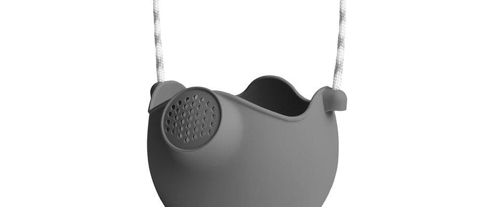 Arrosoir silicone gris froid SCRUNCH