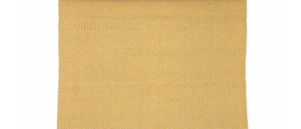 Lisbeth Rug, Yellow, Cotton