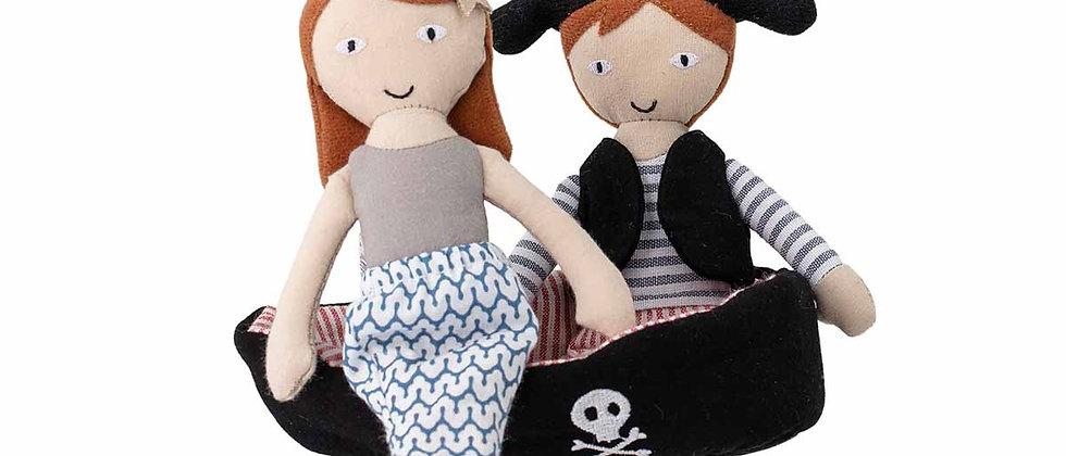 Kate & Jonah Soft Toy