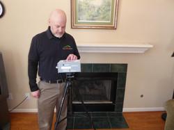 Radon-meter-setupVRS