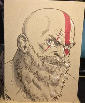 Kratos Display Commission