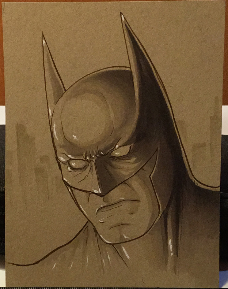 Batman Display Commission