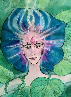 Flower Deva