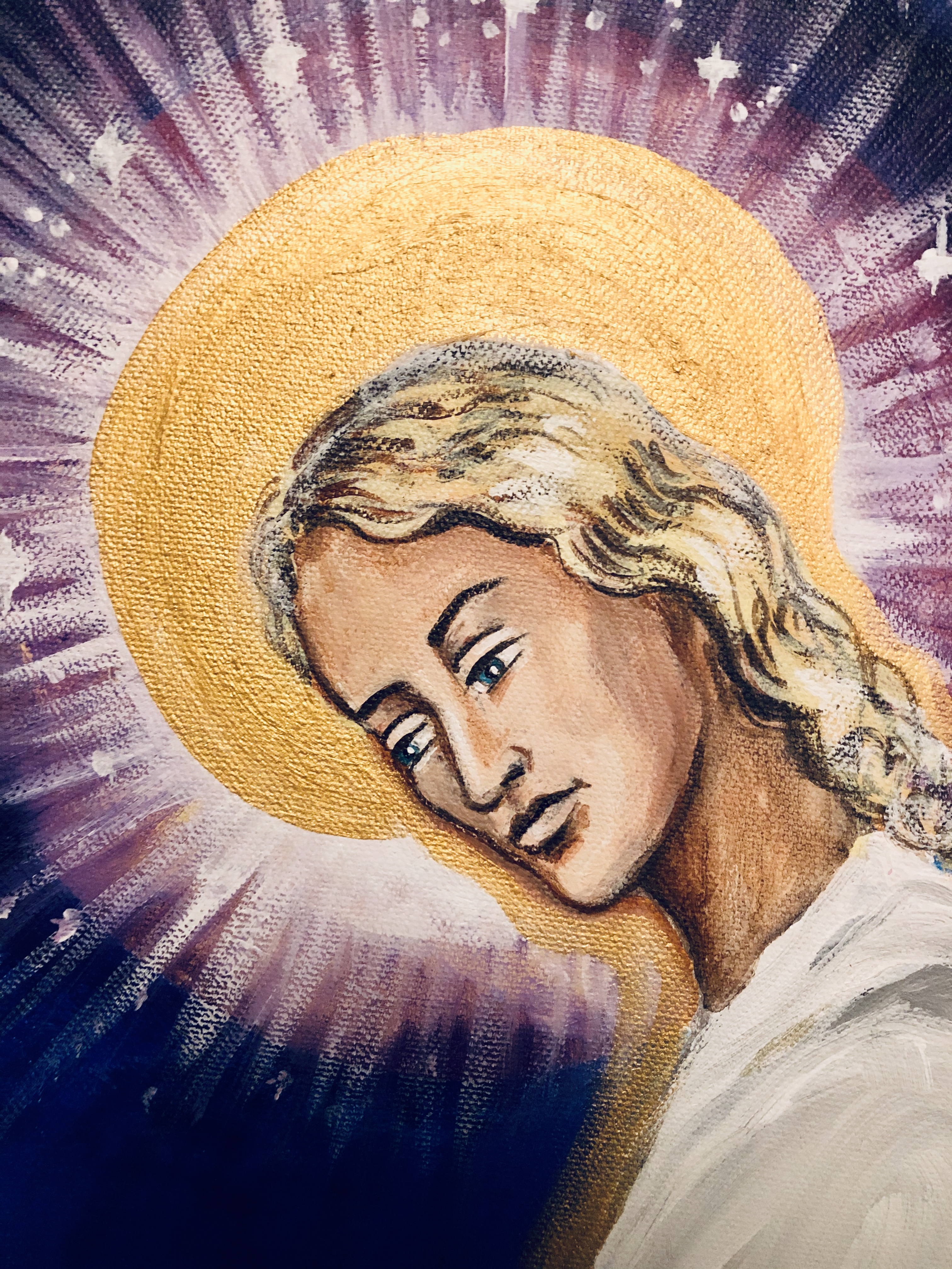 Divine Guidance (detail)