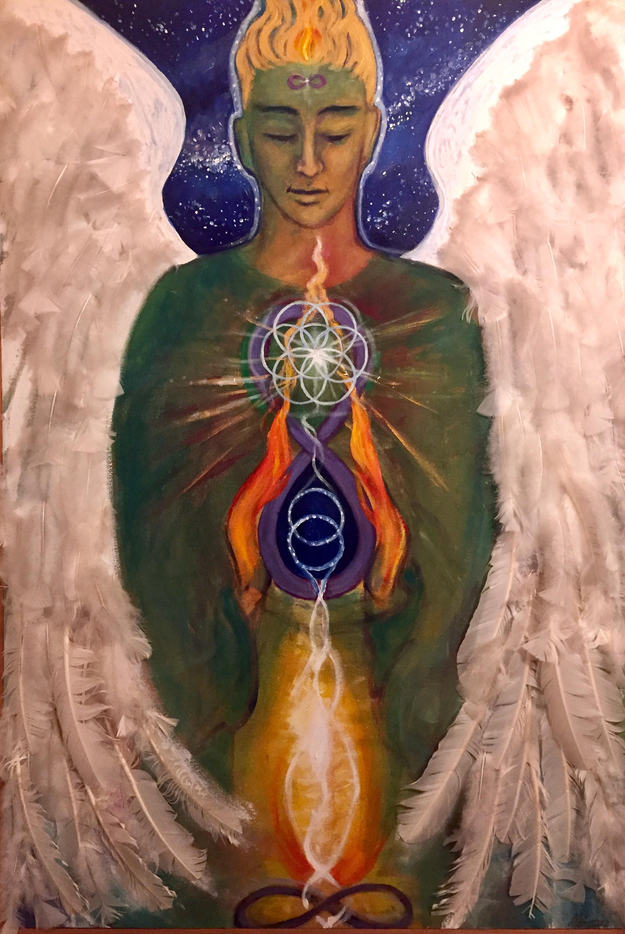 Angel of Alchemy