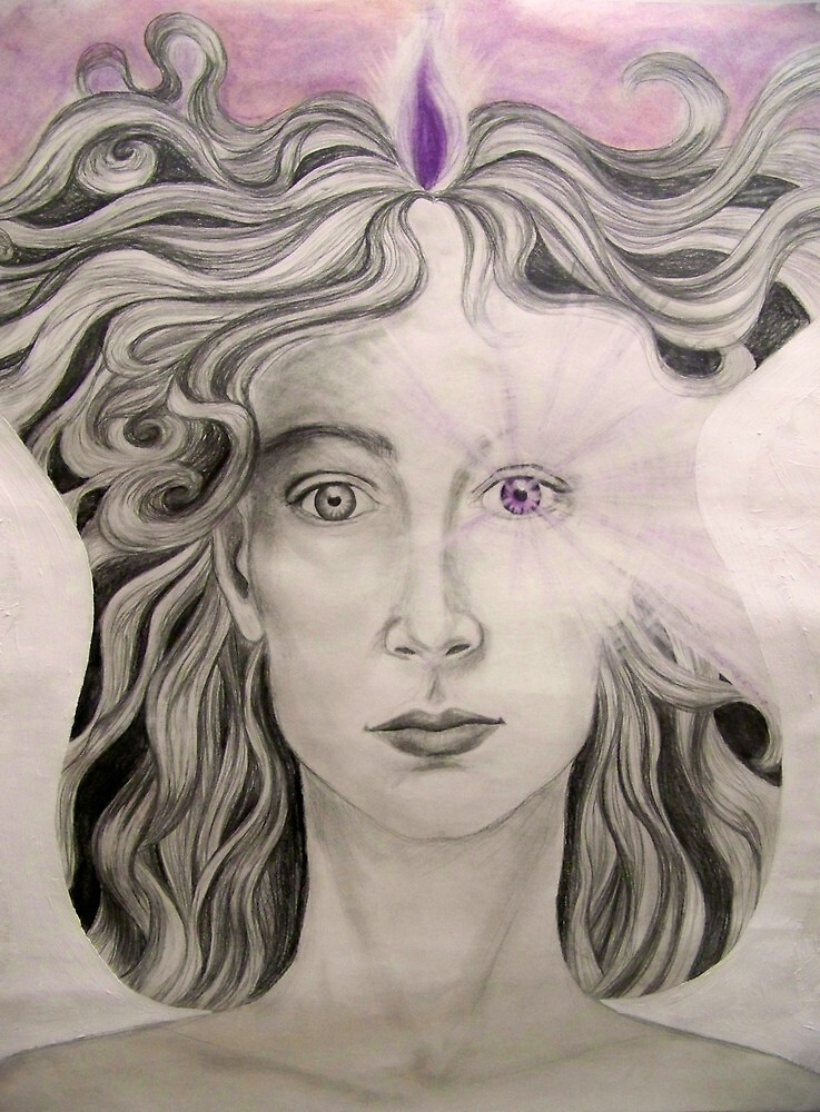 Angel of the Violet Flame