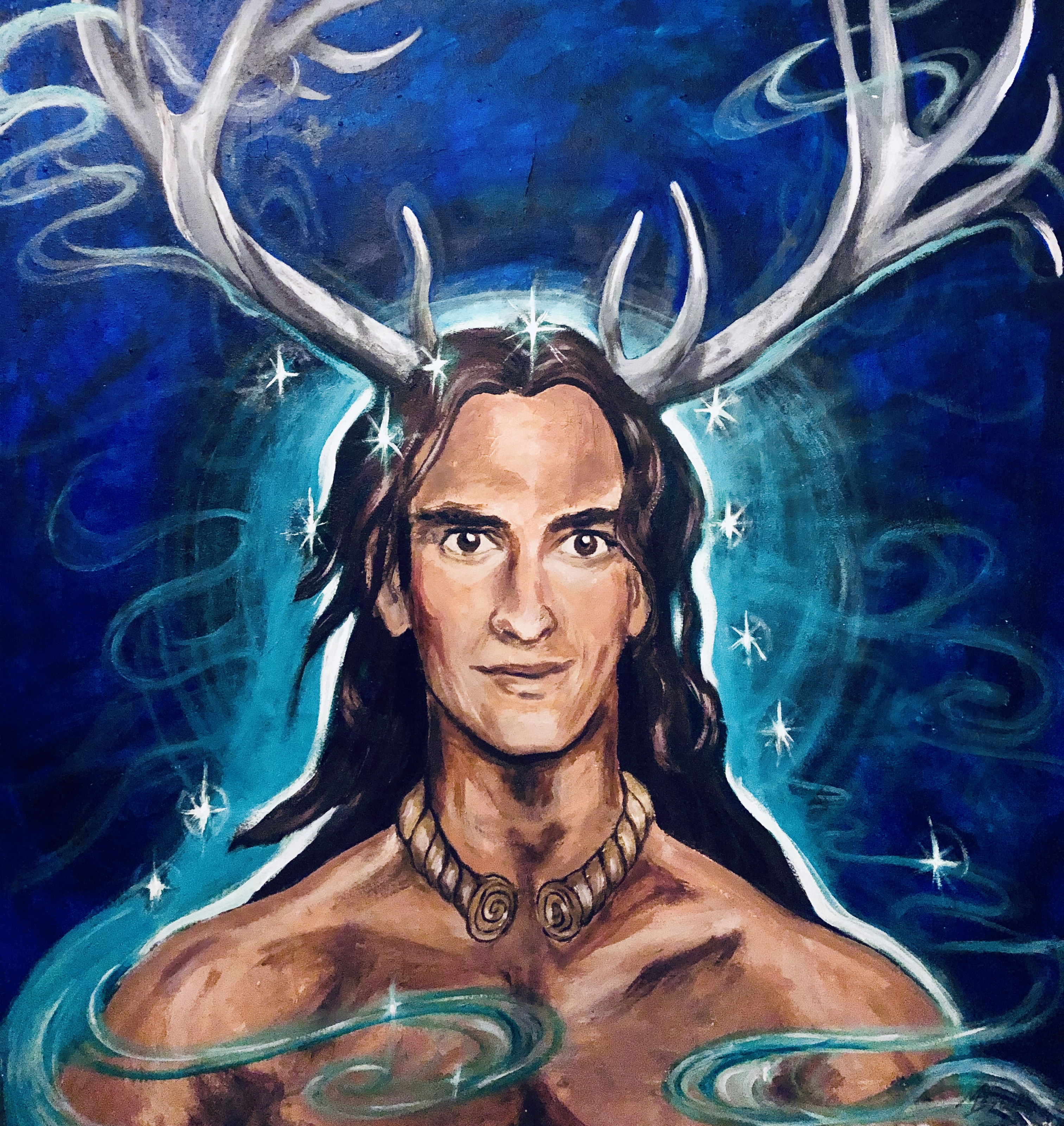 Cernunnos - Celtic God of the Forest