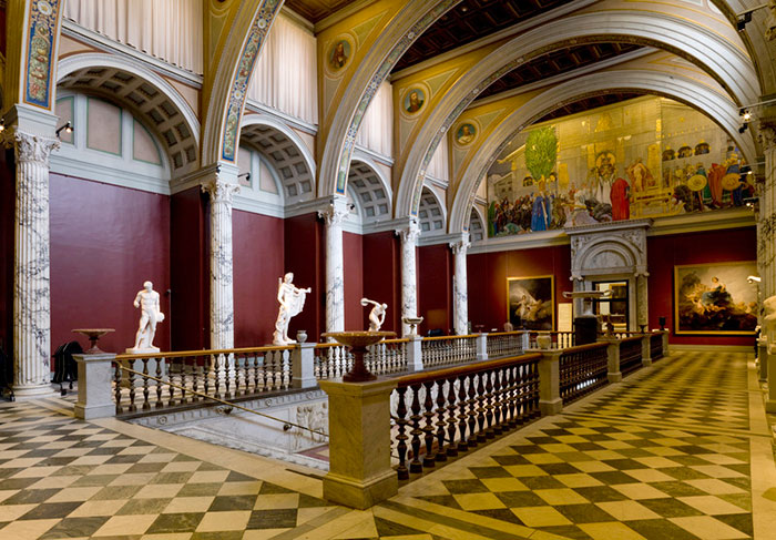The_National_Museum_Stockholm_Sweden