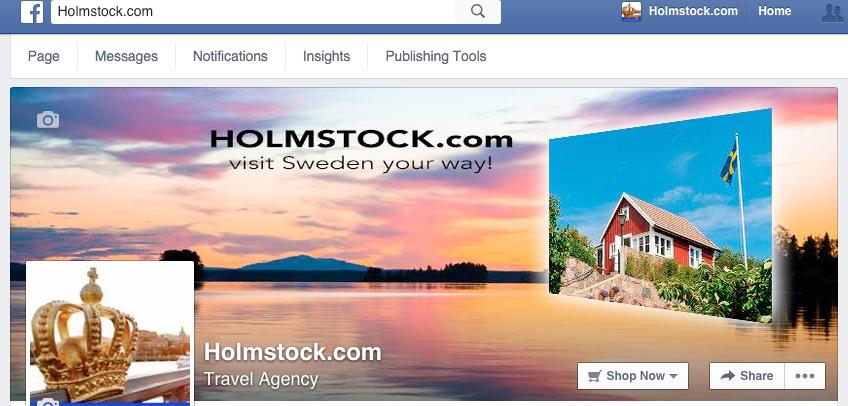 Stockholm Sweden, facebook holmstock