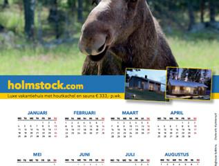 Vakantiebeurs: calendar 2016 for free!