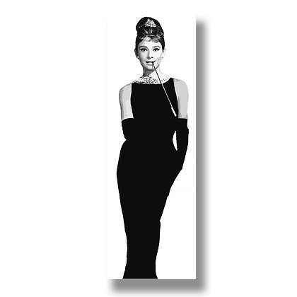 Audrey Hepburn -Panoramic
