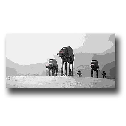 Star Wars AT AT Walkers