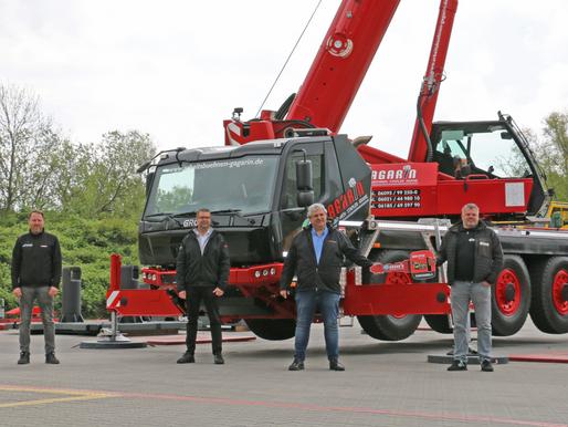 Die neue Generation der Grove Fahrerhäuser kommt nach Deutschland