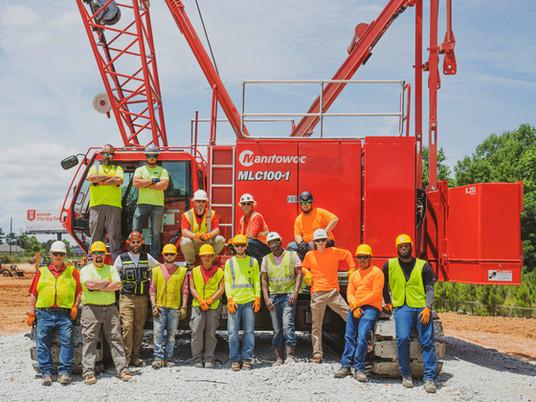 HEC chooses Manitowoc cranes to educate the next generation of crane operators