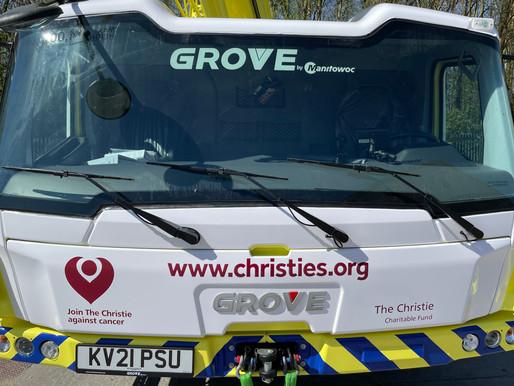 Grove GMK5200-1: ein Kran mit Herz