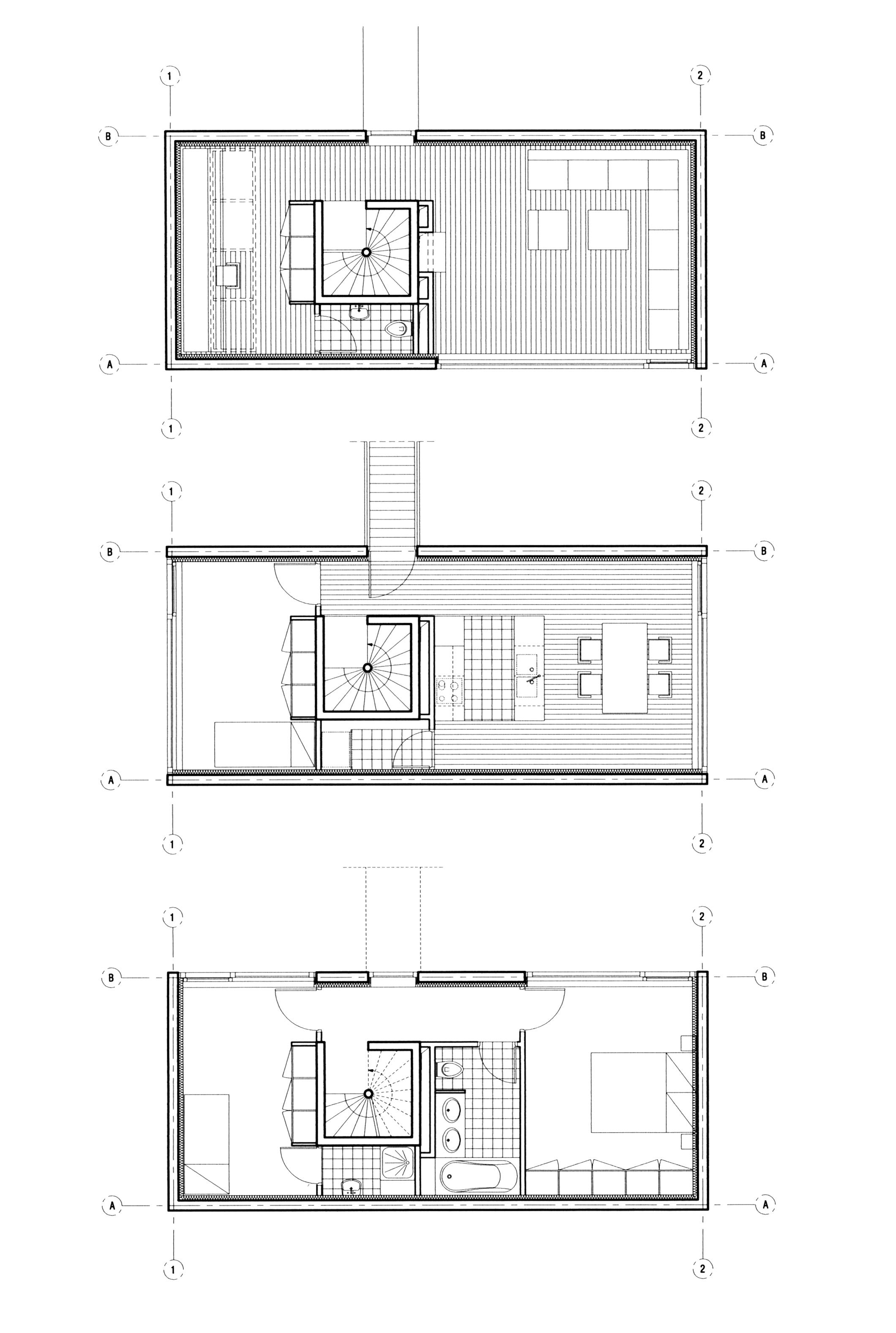 Plans maison 2
