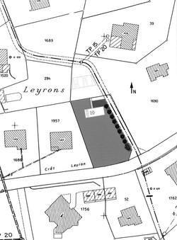 Plans masse maison 2
