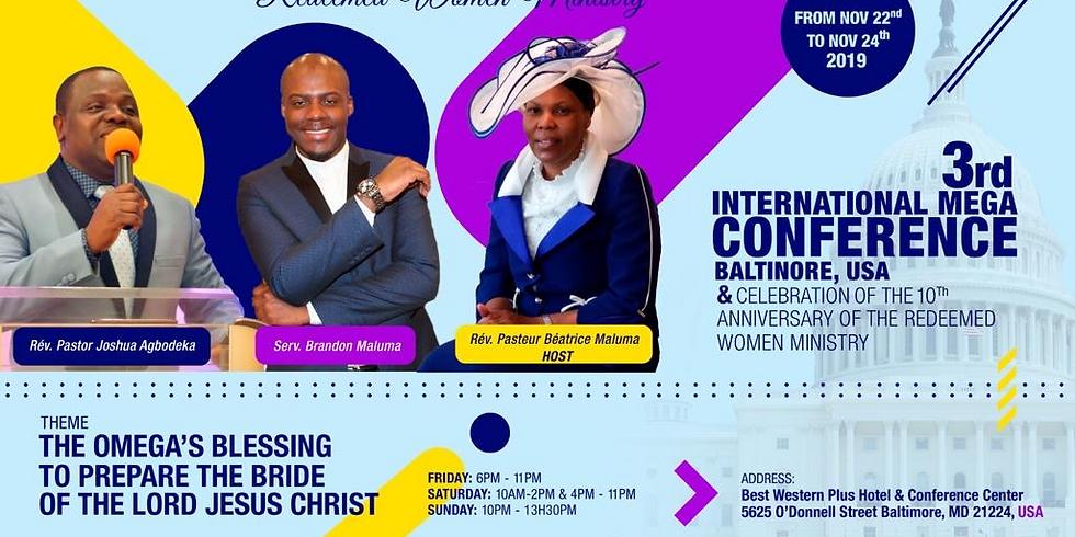 3rd International Mega Conference