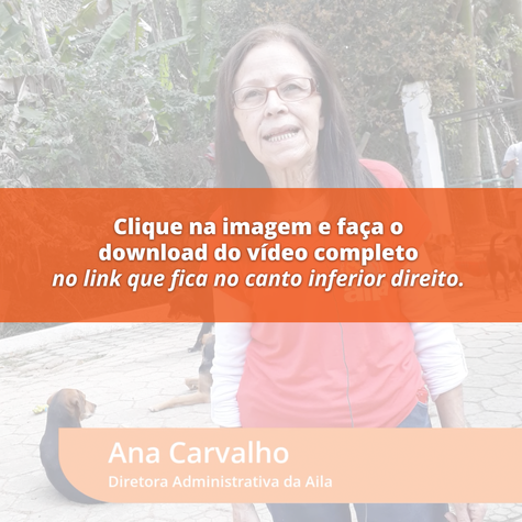 Vídeo: AILA e Pet Choice
