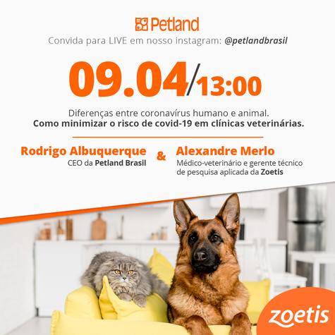3. Post - Live - Petland e Alexandre - 1
