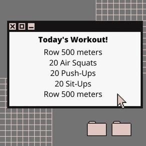 Tune In For a Month of Daily Workouts!