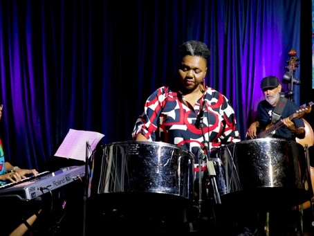 PanMotion wraps-up international virtual concert series with T&T's Natasha Joseph