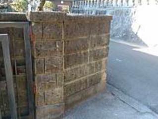 門塀造り替え工事 唐津市八幡町N様邸