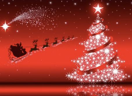 クリスマスにPIZZAパーティ!!