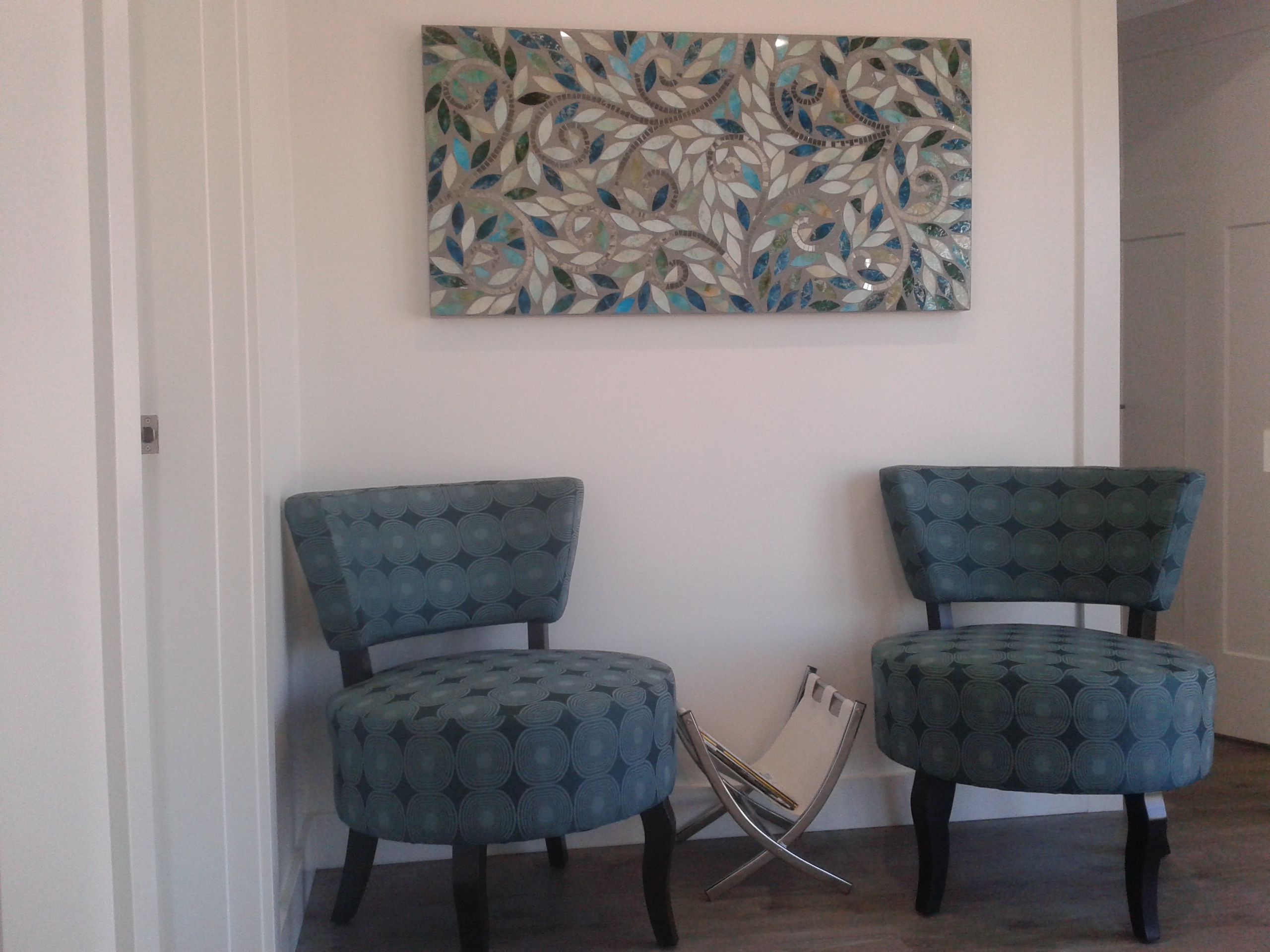 waiting area relax restore rebalance registered massage therapy nanaimo