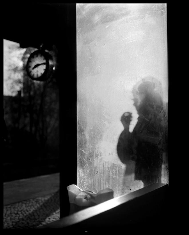 Waiting I (triptych)