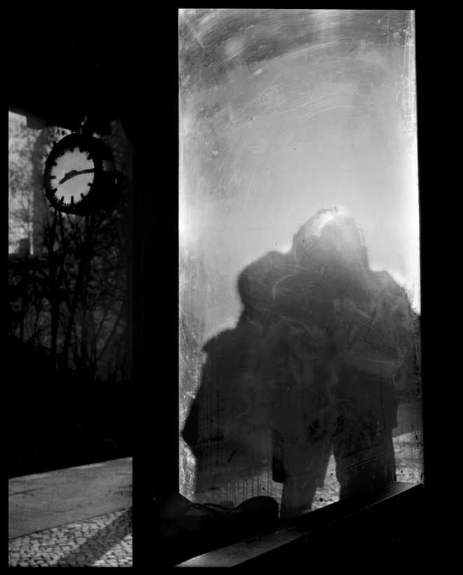 Waiting II (triptych)