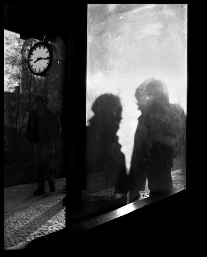 Waiting III (triptych)
