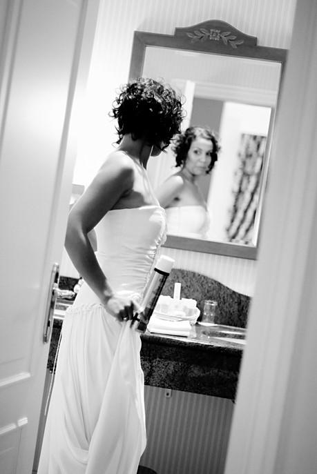 Préparatif-miroir