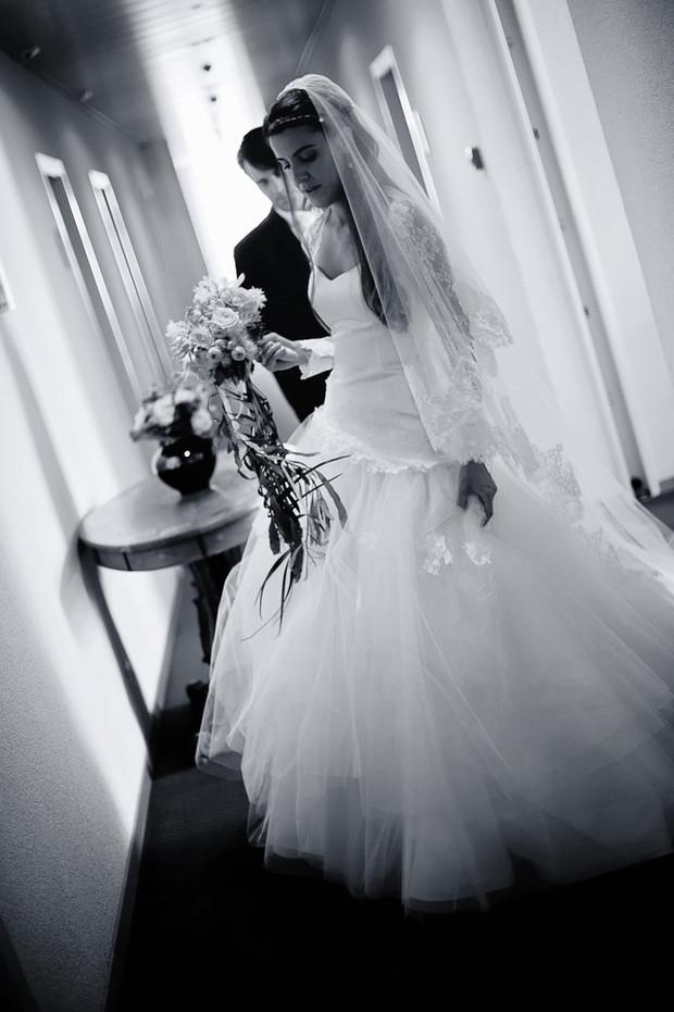 Photos-couloir-noir & blanc