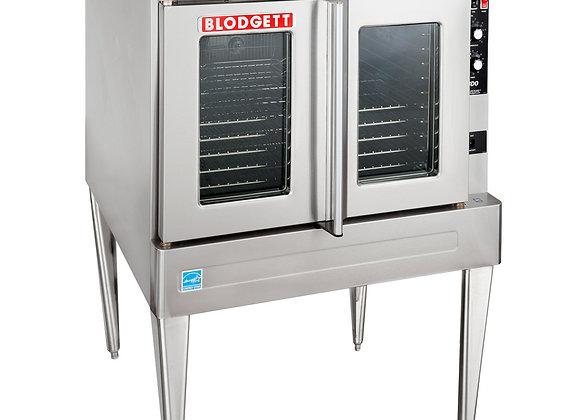 Blodgett BDO-100-G-ES Natural Gas Single Deck Full Size Gas Convection Oven