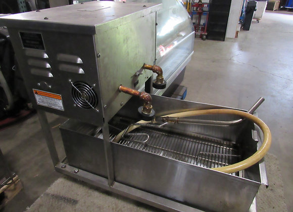 Pitco P14 55 lb. Portable Fryer Oil Filter Machine