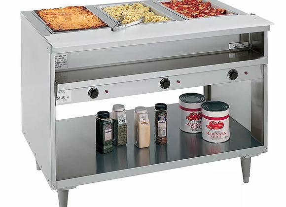 """Randell 3513-240 48"""" Hot Food Table w/ (3) Wells & Cutting Board, 240v/1ph"""