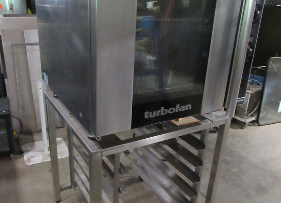 Moffat E32D5 Turbofan®  Electric Convection Oven On Rolling Stand