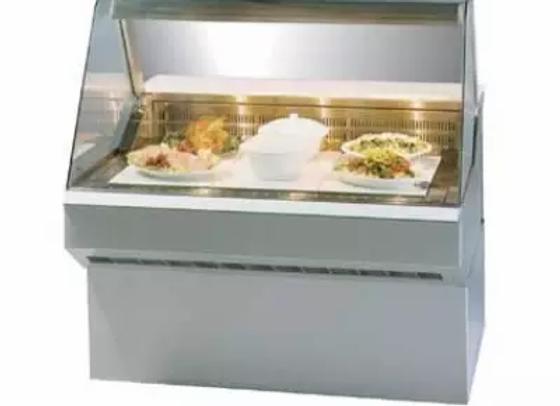 "Federal 36"" Market Series Full Service Hot Food Display"