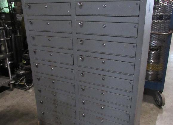 20 drawer Cash Till Safe