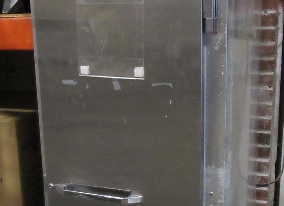 "Continental Refrigerator 1F-LT 26"" Solid Door Low Temperature Reach-In Freezer"