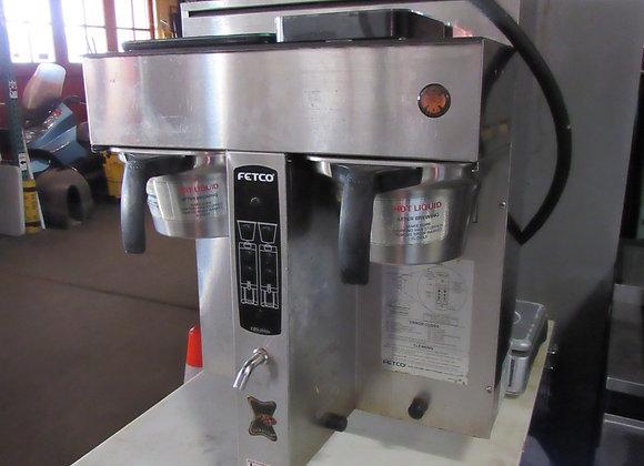 Fetco Extractor Series Twin 1 Gallon CBS-2032s E32015S Coffee Brewer
